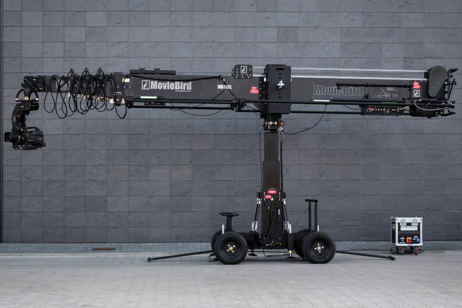 MovieBird Rental Los Angeles AnyPov Camera Crane Rentals